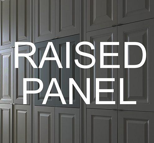 MDF Doors Raised Panel Banner