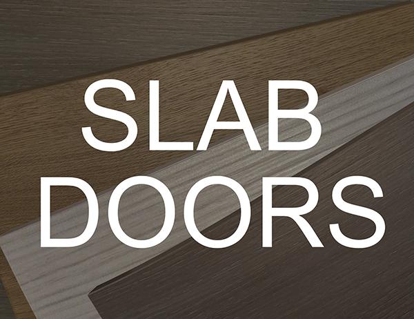 SLAB DOORS BANNERS