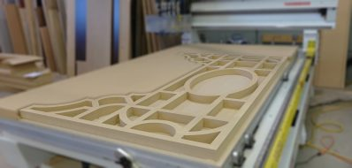 Services - custom cutting - brining your designs to life
