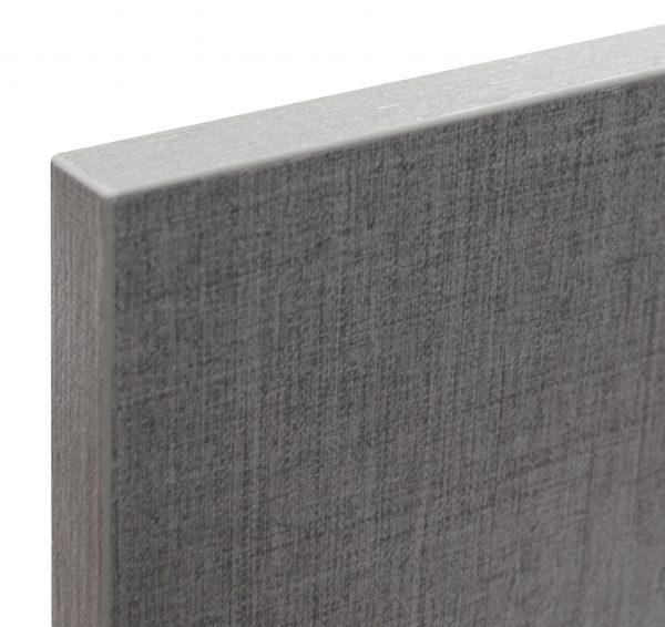 TM Anthracite Linen Edge