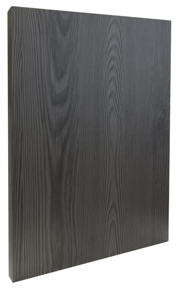 TM Anthracite Mountain Larch Door