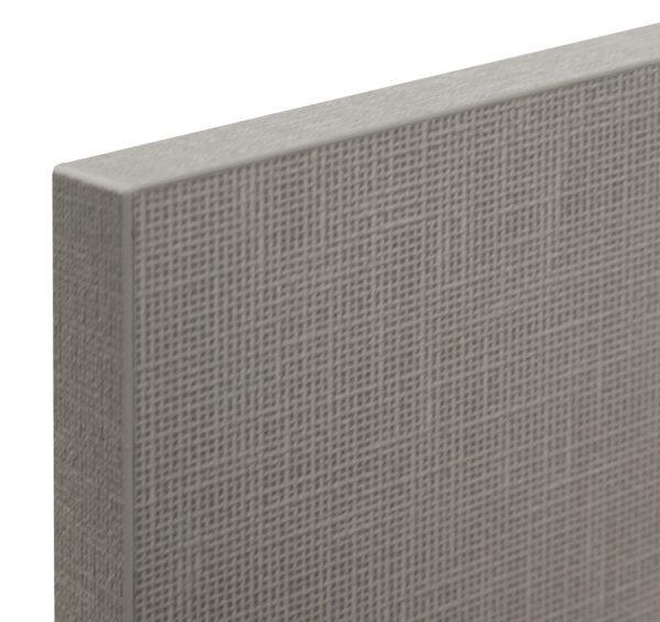 TM Grey Linen Edge